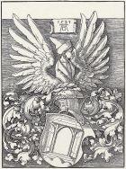 Albrecht_Dürer_-_Coat_of_Arms_of_the_House_of_Dürer_-_WGA07258