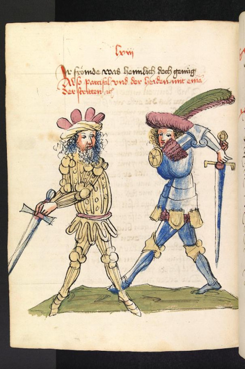 duel between parzival and the pagan feirefiz ca 1443 1446