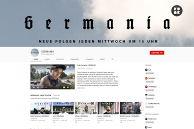 Germania homepage