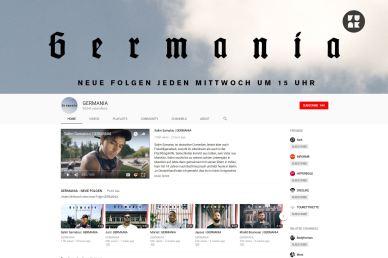 Germania homepage